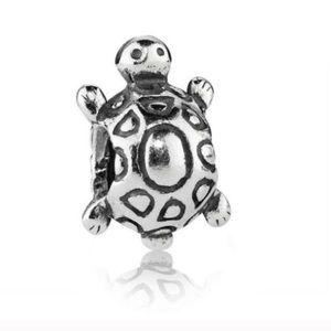 Pandora Retired Turtle Charm